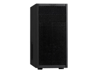Fractal Design Core 1000 - Tower - mini ATX - no power supply (ATX) - black - USB/Audio