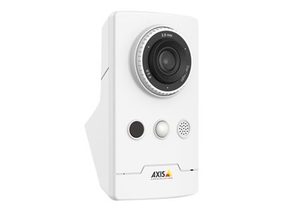 AXIS M1065-LW Network surveillance camera color (Day&Night) 1920 x 1080 1080p M12 mount