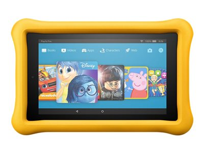 Amazon Kindle Fire 7 Kids Edition tablet 16 GB 7INCH IPS (1024 x 600) microSD slot