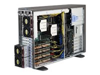 Supermicro SuperWorkstation 7048GR-TR Tower 4U 2-way RAM 0 MB no HDD AST2400 GigE