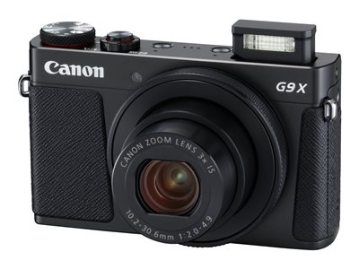 Canon PowerShot G9 X Mark II Digital camera compact 20.1 MP 1080p / 60 fps