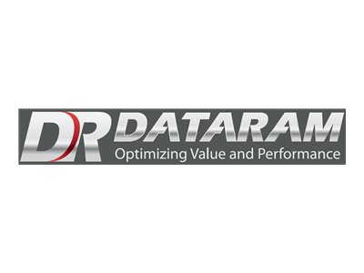 Dataram DDR3 8 GB DIMM 240-pin 1600 MHz / PC3-12800 1.35 V registered ECC