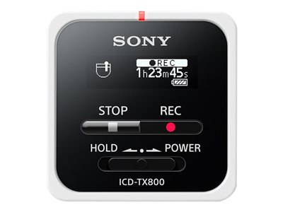 Sony ICD-TX800 Voice recorder 16 GB