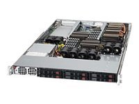 Supermicro SuperServer 1026GT-TF-FM105 - rack-mountable - no CPU - 0 GB