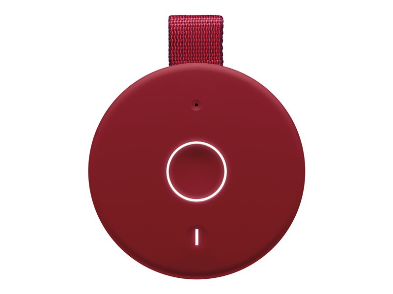 Ultimate Ears BOOM 3 - Lautsprecher - tragbar - kabellos - Bluetooth - Sunset Red