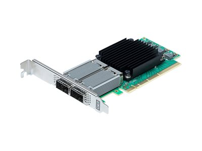 ATTO FastFrame N352 Network adapter PCIe 3.0 x8 50 Gigabit QSFP28 x 1