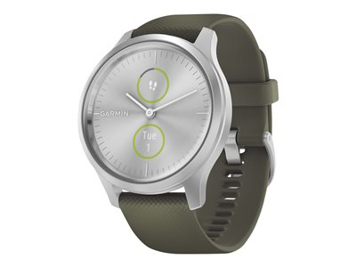 Garmin vívomove Style 42 mm Sølv Smart ur