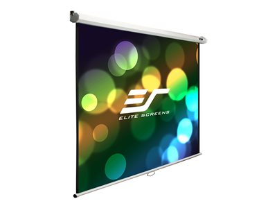Elite Screens Manual B Series M100V Projection screen ceiling mountable, wall mountable