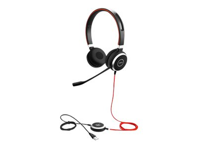 Jabra Evolve 40 MS stereo - headset
