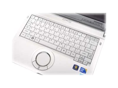 ProtecT Notebook keyboard protector for Panasonic Toughbook C1