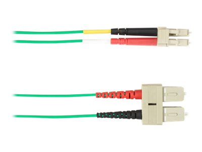 Black Box patch cable - 15 m - green