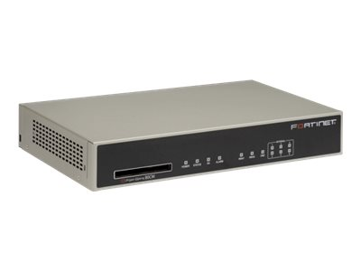 Fortinet FortiGate 80CM - security appliance - with 1 year FortiCare 8X5 Enhanced Support + 1 year FortiGuard
