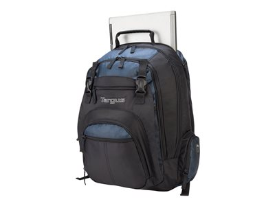 Targus XL Laptop Backpack Notebook carrying backpack 17INCH black, blue