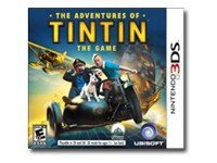 The Adventures of Tintin The Game Nintendo 3DS