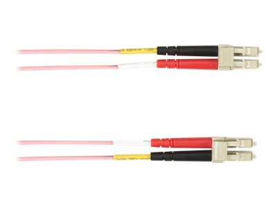 Black Box patch cable - 25 m - pink