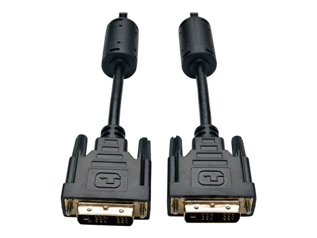 Tripp Lite 6ft DVI Single Link Digital TMDS Monitor Cable DVI-D M/M 6'