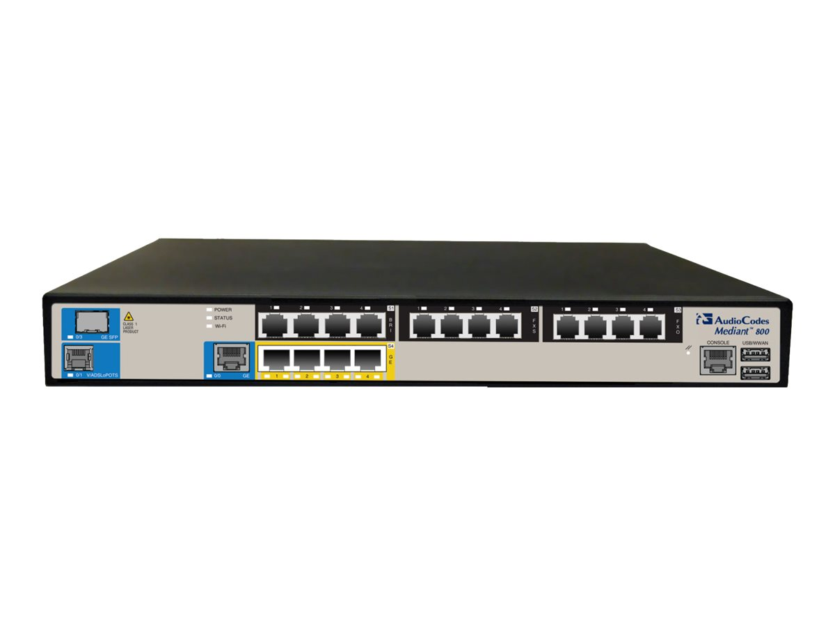 AudioCodes CloudBond 365 - Standard Box Edition - VoIP gateway