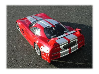 Racing - Carrosserie Dodge Viper GTS-R 2003