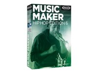 Picture of MAGIX Music Maker Hip Hop Edition (v. 6) - licence - 1 user (793610)