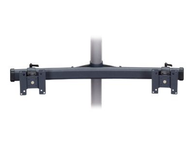 Premier Mounts MM-CB2 Mounting component (bow mounting arm) for 2 LCD displays black