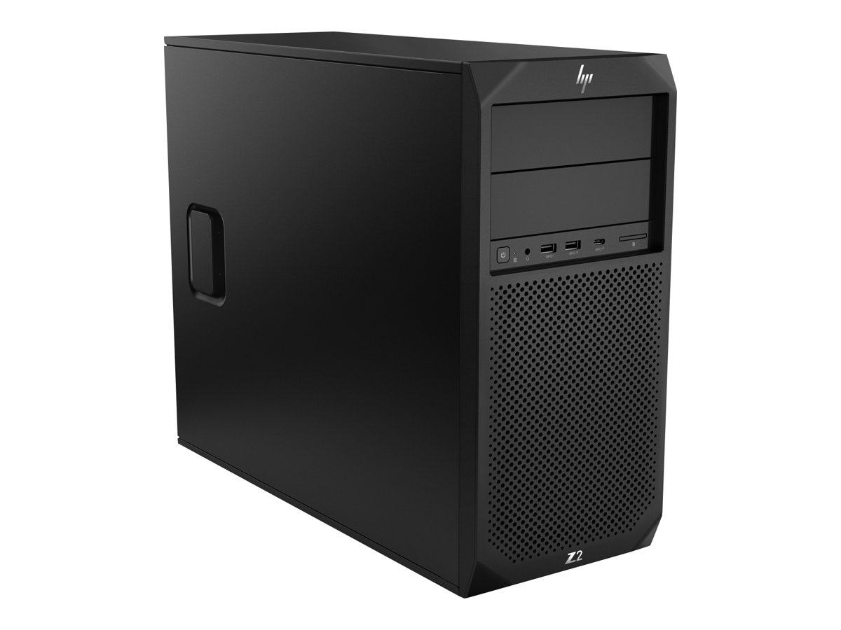 HP Workstation Z2 G4 - MT - Core i7 8700 3.2 GHz - 8 GB - SSD 512 GB - US