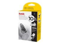 Kodak 10XL - Black - original - ink cartridge - for ESP 3250, 5, 5250, 7, 7250, 9, Office 6150; HERO 6.1, 7.1, 9.1; OFFICE HERO 6.1