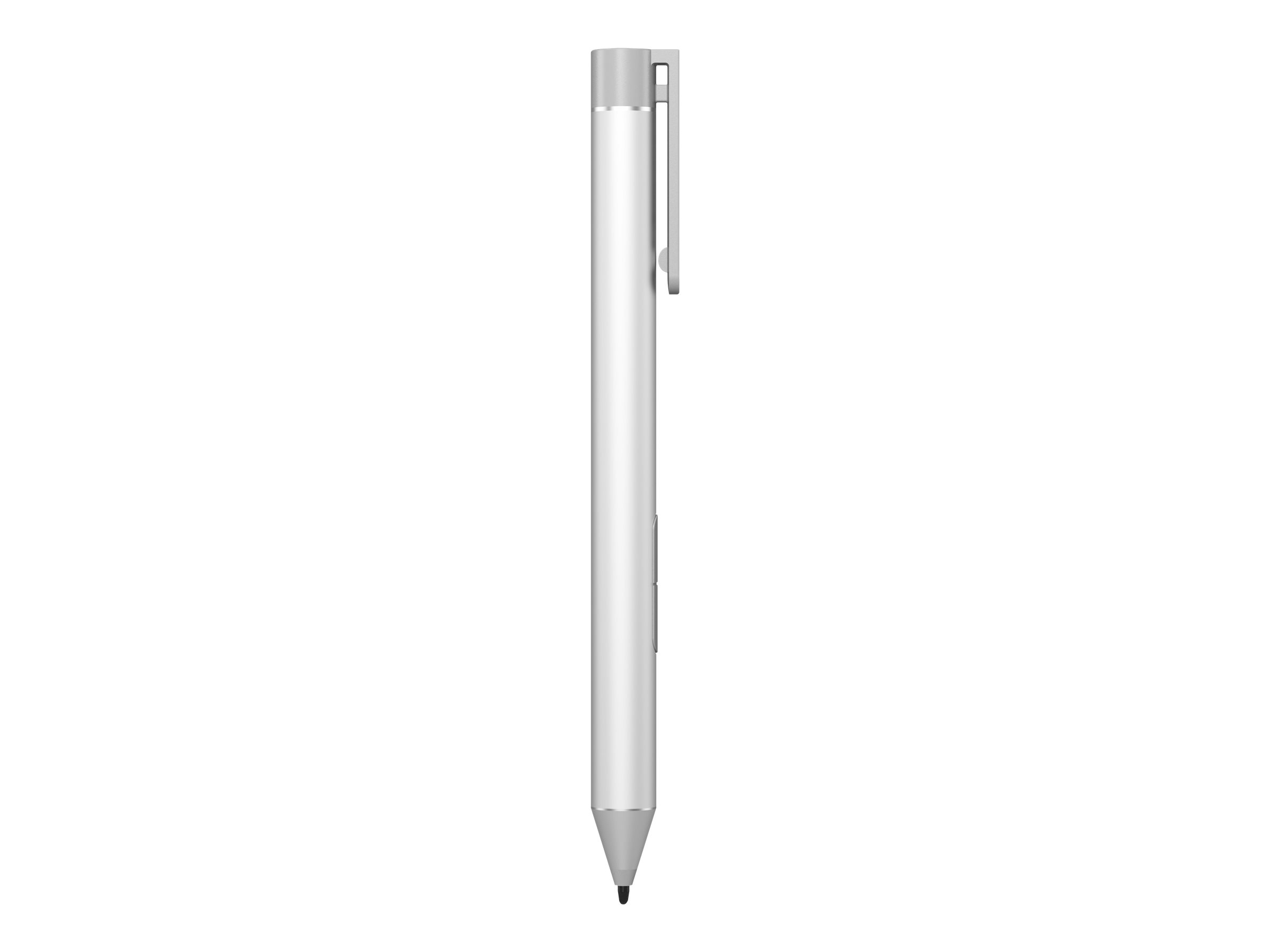HP Active Pen - Digitaler Stift - 2 Tasten - Natural Silver - für Elite x2 1012 G2; EliteBook x360 1020 G2; Pro x2 612 G2; ProBook x360 11 G1, 11 G2
