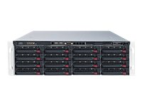Supermicro SuperStorage Server 6037R-E1R16L Server rack-mountable 3U 2-way no CPU