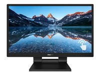 Philips B Line 242B9T LED monitor 24INCH (23.8INCH viewable) touchscreen