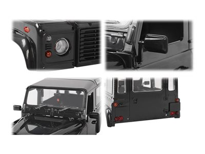 - Set carrozzeria Land Rover Defender D90