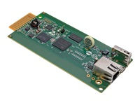 Tripp Lite LX Platform SNMP/Web Interface Module - Remote Cooling Management for Select Models