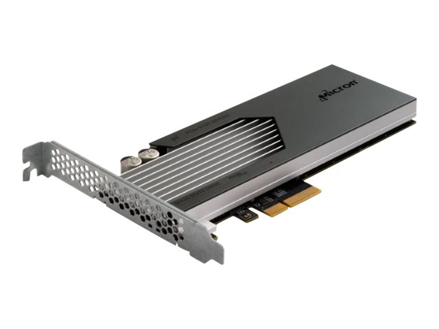 Micron 9100 - Solid-State-Disk - 800 GB - intern - PCI Express 3.0 (NVMe)