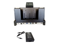 Zebra Office Docking Station KIT - Docking station - VGA, HDMI - GigE - United States - for XSLATE L10