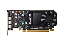 NVIDIA Quadro P400 - Graphics card