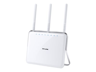 TP-LINK Archer D9 AC1900 - router wireless - modem DSL - 802.11a/b/g/n/ac - desktop
