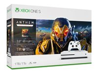 Microsoft Xbox One S - Anthem Bundle