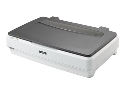 Epson Expression 12000XL Graphic Arts Flatbed scanner CCD Ledger 2400 dpi x 4800 dpi  image