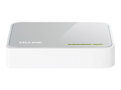 TP-Link TL-SF1005D  Mbps Desktop  Switch 5-porte 10/100
