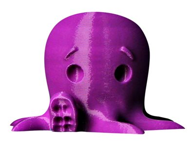 - 1 - True Purple - PLA-Filament