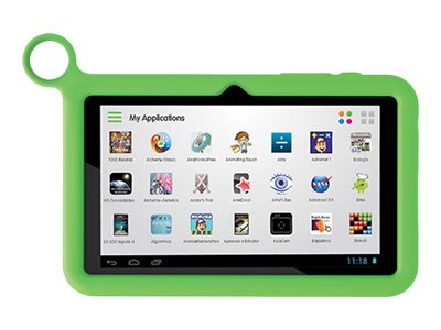 Vivitar XO Tablet Android 4.2 (Jelly Bean) 8 GB 7INCH (1024 x 600)