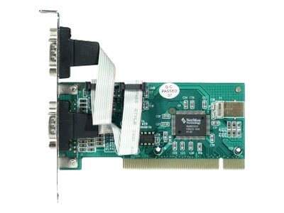 Longshine LCS-6021 - Serieller Adapter - PCI - RS-232 x 2