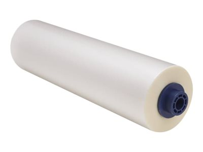 GBC Nap-Lam II Glossy clear Roll (25 in x 500 ft) 2 roll(s) thermal lamination film