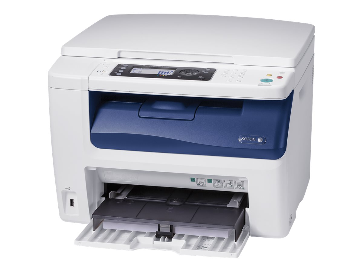 Xerox WorkCentre 6025V_BI - Multifunktionsdrucker - Farbe - LED - 216 x 297 mm (Original) - A4/Legal (Medien)