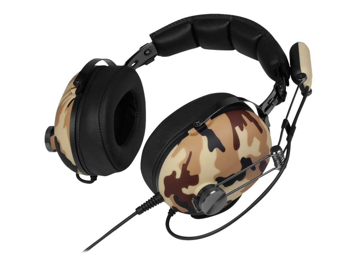 ARCTIC P533 Military - Headset - Full-Size - Military