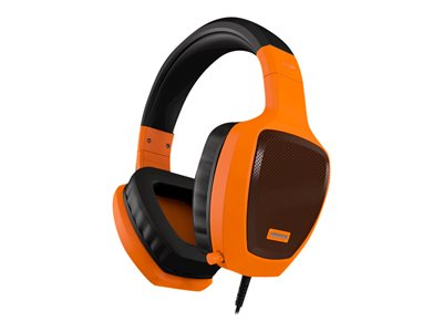 Ozone Headphone Rage GLOW Orange