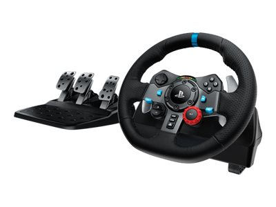 Logitech Driving Force G29 Sort