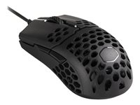 Cooler Master MasterMouse MM710 - mus - USB - blank vit