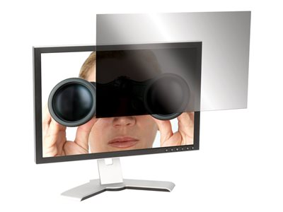 """Targus 4Vu display privacy filter - 24"""" wide - TAA Compliant"""