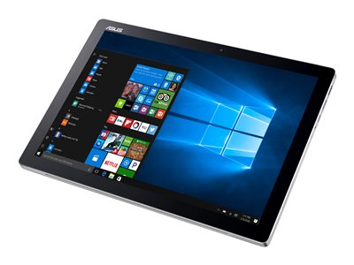 ASUS Transformer Pro T304UA BC003T 12.5' Sølv Windows 10 Home 64-bit
