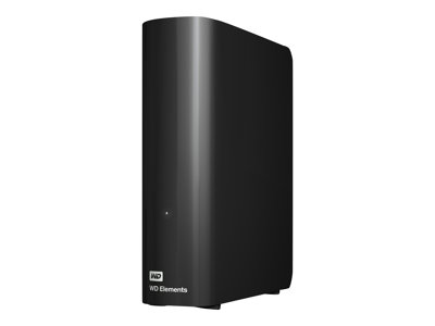 WD Elements Desktop Harddisk WDBWLG0040HBK 4TB USB 3.0